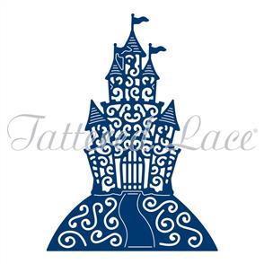 Tattered Lace  Dies - Castle