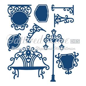 Tattered Lace  Dies - Her Decorative Embellishments