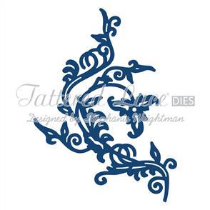 Tattered Lace  Dies - Ornate Flourish