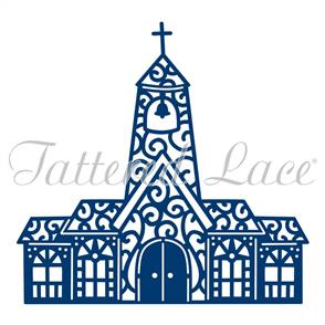 Tattered Lace  Dies - Church