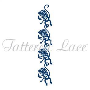 Tattered Lace  Dies - Monkey Border