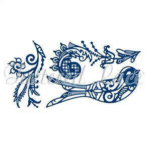 Tattered Lace  Dies - Build a Bird Phoenix