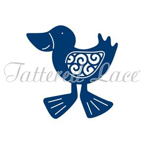 Tattered Lace  Dies - Duck
