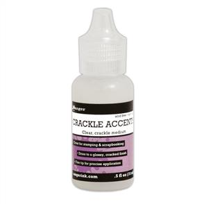 Ranger Ink Inkssentials Mini Crackle Accents .5fl oz