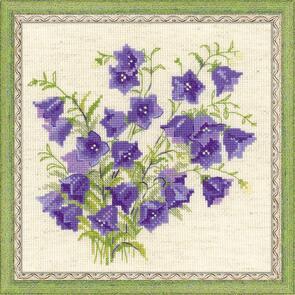 Riolis  Bell Flower Cross Stitch Kit