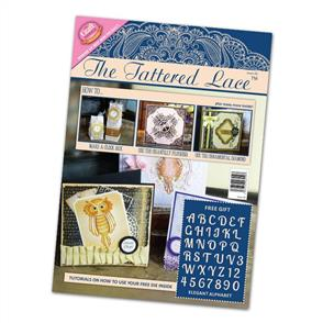 Tattered Lace  Magazine - Issue 3