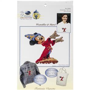 Candamar  Fantasia - Mickey Mouse - Cross Stitch Kit