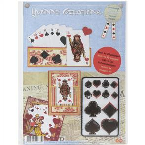 Yvonne Creations  Dies - Playing Cards