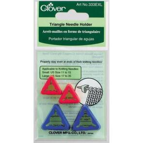 Clover Jumbo Triangle Needle Holders