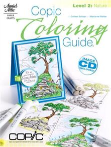 Copic Colouring Guide - Lvl 2 - Nature