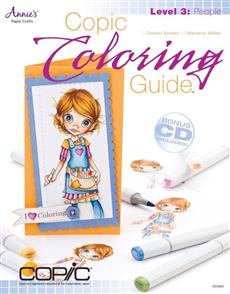 Copic Colouring Guide - Lvl 3 - People