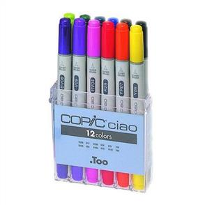 Copic Ciao Markers - Set 12B