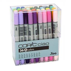 Copic Ciao Markers - Set 36A
