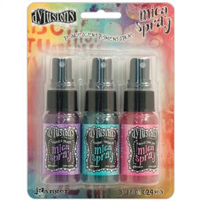 Ranger Ink  Dylusions Mica Sprays 1oz 3/pkg