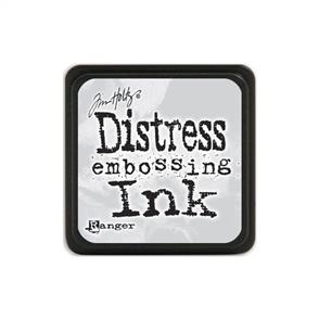 Ranger Ink  Distress Mini Embossing Ink Pad - Tim Holtz
