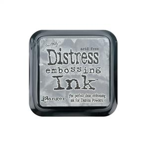 Ranger Ink  Distress Embossing Ink Pad - Tim Holtz - Lrg