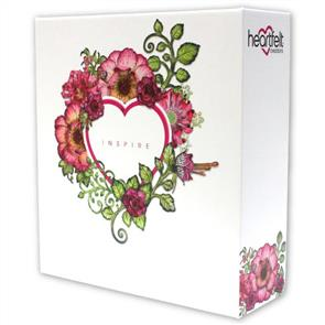 Heartfelt Creations  Storage Binder