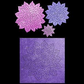 Cheery Lynn Dies - 3D Dahlia Flower