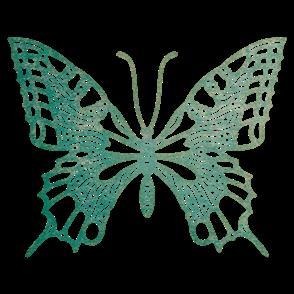 Cheery Lynn Dies - Monarch Butterfly
