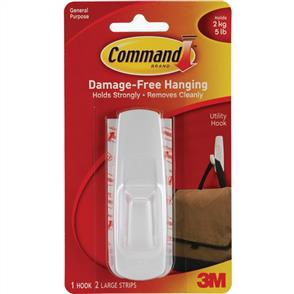 3M  Command - Large Utility Hook