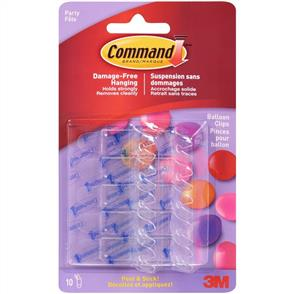 3M  Command - Party Balloon Clips