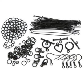 Cousin Jewelry Basics - Starter Pack Black
