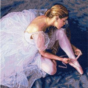 Dimensions  Ballerina Beauty - Cross Stitch Kit