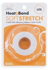 HeatnBond Lite  Soft Stretch 5/8 in x 10 yd. Roll