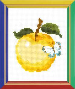 Riolis  Apple Cross Stitch Kit