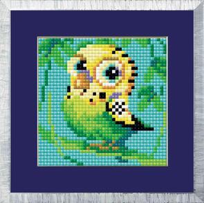 Riolis Diamond Mosaic Parakeet Kit