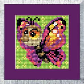 Riolis Diamond Mosaic Butterfly Kit