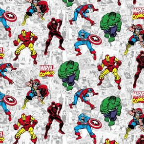 Nutex Marvel Fabric 39330-107