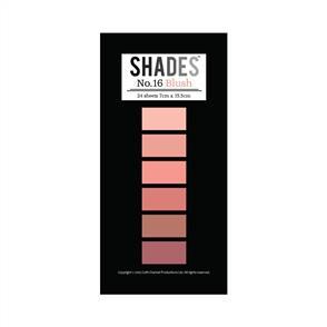 Shades Mini Paper Pad - Blush