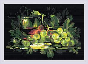 Riolis  Diamond Mosaic Still Life with Lemon Kit