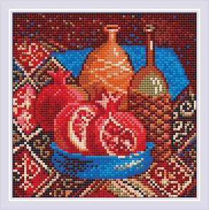 Riolis Diamond Mosaic Pomegranates Kit