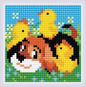 Riolis Diamond Mosaic Best Friend Kit