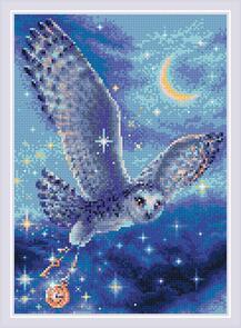 Riolis  Diamond Mosaic Kit - Magic Owl
