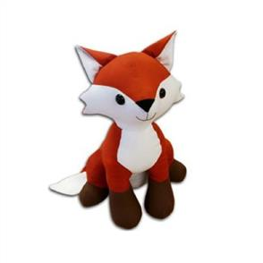Funky Friends Factory  Fifi Fox Soft Toy Sewing Pattern