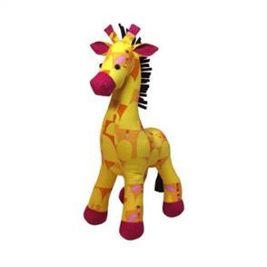 Funky Friends Factory Raff the Giraffe Toy Sewing Pattern