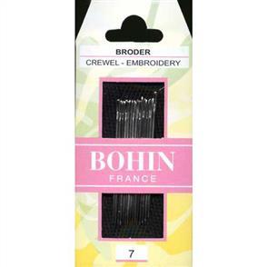 Bohin Crewel Embroidery Size 7