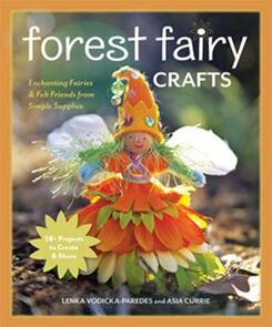 FunStitch Studio  Forest Fairy Crafts
