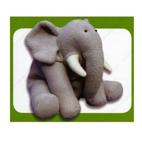 Funky Friends Factory Ellie Elephant Soft Toy Sewing Pattern