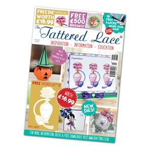 Tattered Lace  Magazine - Issue 47