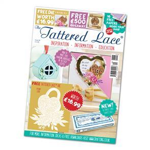 Tattered Lace  Magazine - Issue 49