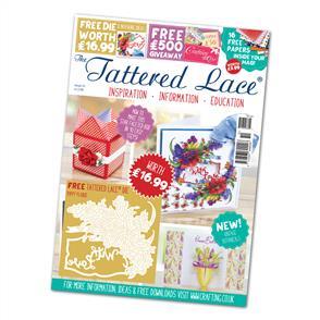 Tattered Lace  Magazine - Issue 51