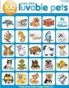 Leisure Arts  100 More Luvable Pets