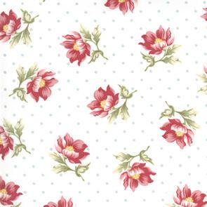 Moda  - Fabric - Serendipity - Crystal - Cream - 44251-11