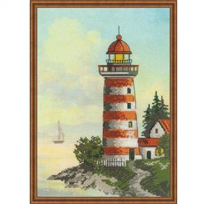 Riolis  Lighthouse - Cross Stitch Kit