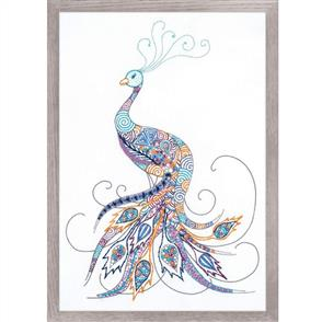 Riolis  Bird of Luck - Embroidery Kit