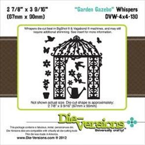 Die-Versions Die - Garden Gazebo